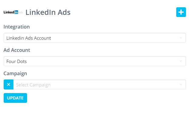 linkedin ads report