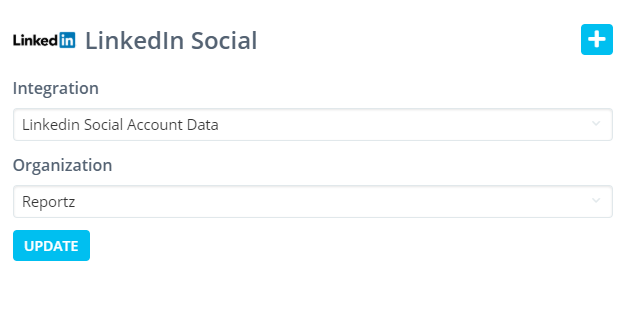 linkedin dashboard reports