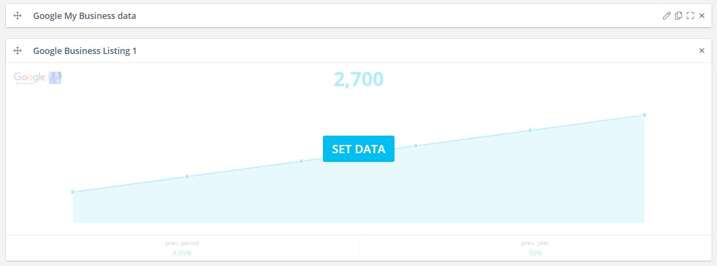 seo templates report
