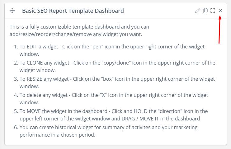 seo dashboard reporting