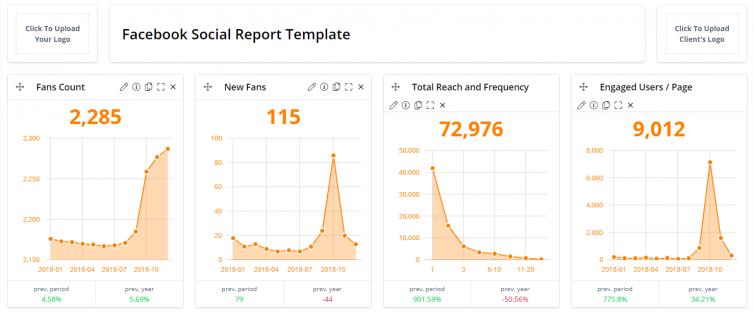 Facebook-social-report-reportz